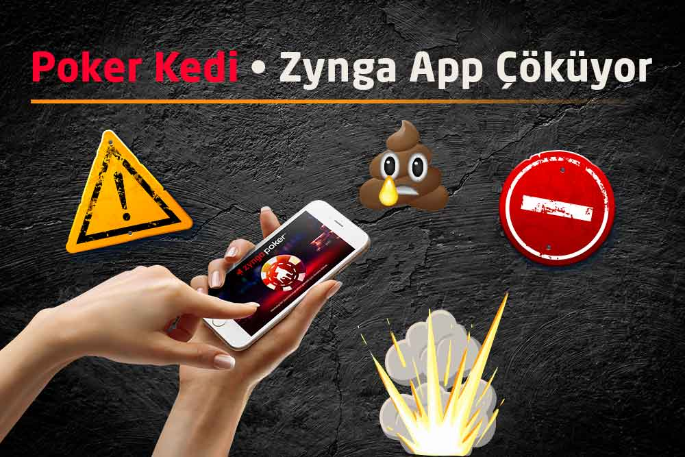 Zynga Poker Application Crashes