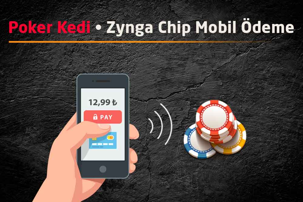 Zynga Poker Chip Mobile Payment