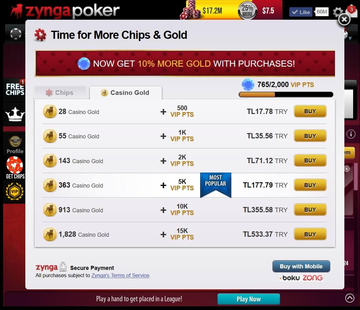 Zynga Poker Golden Poker Kedi